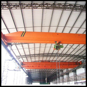 Single Girder Overhead Crane with Electric Wire Rope Hoist