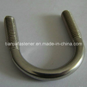 Stainless Steel U Bolts with Hex Nuts and Washer/U Bolt Stainless Steel or White Zinc