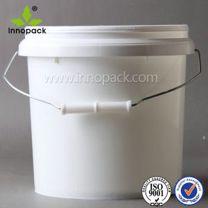 3.5gallon 13L Heavy Duty Plastic Pail Bucket with Tamper-Proof Lid pictures & photos
