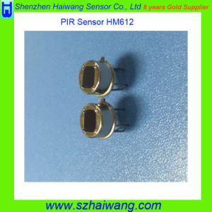 Smart PIR motion sensor with long distance 6pins compact IC inside HM612 pictures & photos