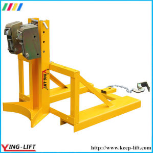 Adjustable Support Leg Forklift Drum Grabs pictures & photos
