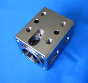 Quality Guranteed CNC Machined Part Stainless Steel Machine Part pictures & photos