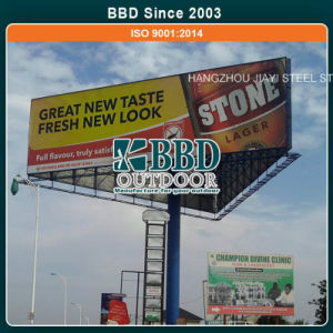 Easy Installation Advertising Steel Outdoor Billboard