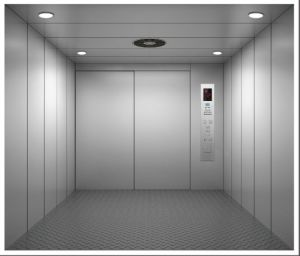 Freight Elevator with Good Quality Goods Elevator pictures & photos