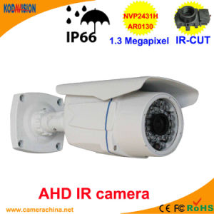 30m IR Weatherproof 1.3 Megapixel Ahd Camera pictures & photos