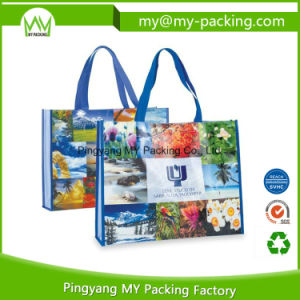 High Quality Durable Large Grocery PP Woven Shopping Bag pictures & photos