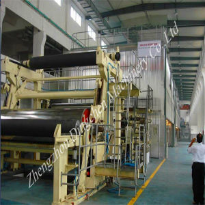 Paper Industry Machines High-Efficiency 2100mm 20-25tpd Kraft Paper Making Machine pictures & photos