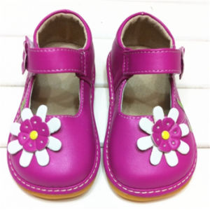 Hot Pink Toddler Girl Squeaky Shoes