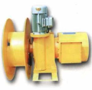 Hydraulic Coupling Cable Drum for Coiling Cable pictures & photos