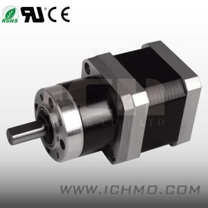 Hybrid Stepper Planetary Gear Motor (with High Efficiency pictures & photos
