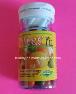 Chinese Best Citrus′ Fit Weight Loss Pills with GMP Certificate pictures & photos