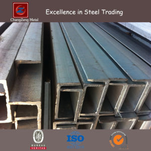 Hot Rolled Mild Steel Channel Steel for Building (CZ-C20) pictures & photos
