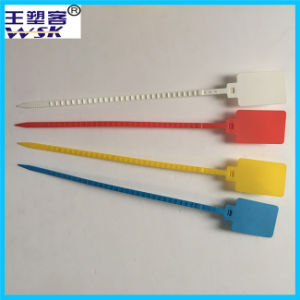 Big Label Size Red/White/Blue/Yellow Plastic Seal 40cm (PP)