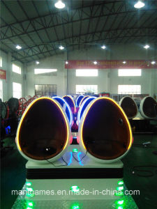 2016 Newest, The Most Hottest New Vr 3D/Egg 9d Vr2 Seats Cinema for Sale pictures & photos