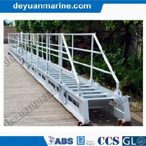 Steel Marine Gangway Ladder pictures & photos