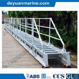 Steel Marine Gangway Ladder pictures & photos