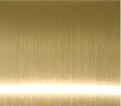 Gold Mirror Aluminum Composite Panel pictures & photos
