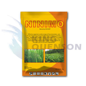 King Quenson Hot Selling Benomyl 50% Wp Fungicide pictures & photos