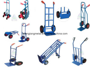 Verious Hand Trolley with Heavy Duty Capacity pictures & photos