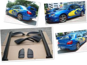 PU Plastic Sti Style Body Kits for Subaru Impreza/Wrx 8th pictures & photos