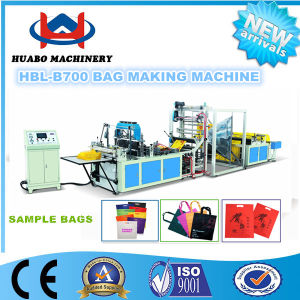 Nonwoven Shopping Bags Making Machine pictures & photos