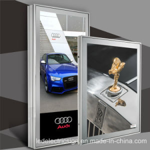 Snap Frame LED Sign Board pictures & photos