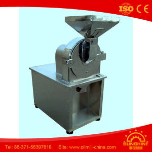 Low Price Stainless Steel Rice Grain Grinding Machine pictures & photos