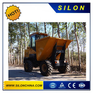 5000kg Loading Weight Dumper Truck on Sales pictures & photos