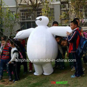 Best Quality Baymax Cartoon Costume for Party Birthday pictures & photos
