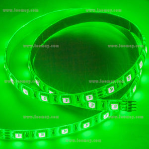 Non- Waterproof CE Approved 7.2W/M SMD5050 Red LED Strip Light pictures & photos