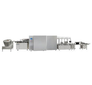 Eye Drop Making Line for Pharma Grade pictures & photos