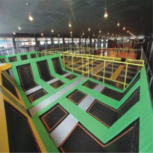 Low Price High Quality Indoor Trampoline Park for Sale pictures & photos