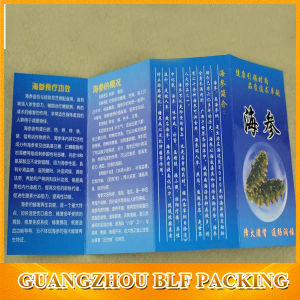Paper Printing Color Flyer Printing (BLF-F063) pictures & photos