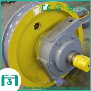 2016 Hot Sell Crane Wheel Assembly Forging Crane Wheels pictures & photos