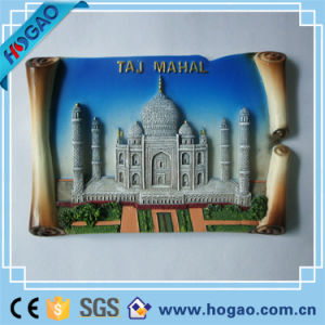Suvenir Plate Resin Plate Indian Architecture pictures & photos