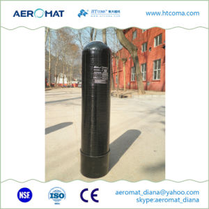 Water Treatment Vertical FRP Vessel Tank pictures & photos