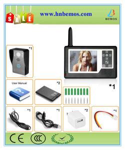 """3.5"""" TFT Color Display Wireless Video Intercom Doorbell pictures & photos"""