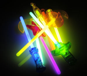 "Holiday Toys 8"" Glow Stick Glow Axe (FTK10200) pictures & photos"