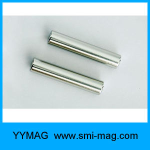 Super Strong Thin Neodymium Disc Magnets pictures & photos