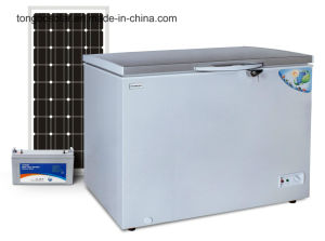DC 12V 24V Solar Chest Freezer 282L Triple Power Integrated pictures & photos