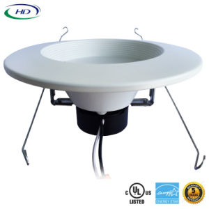 12W 6 Inches Triac Dimmable LED Retrofit Downlight UL Approved pictures & photos