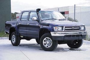 off-Road Car Snorkel for Toyota Hilux 167 Series pictures & photos