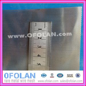 Titanium Expanded Filter Mesh for Battery Electrode (Gr1 In Stock) pictures & photos