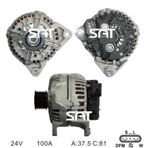Bosch Alternator 0124655006 0124555006 114036 pictures & photos