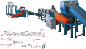 PE/PP Film Recycling Production Line