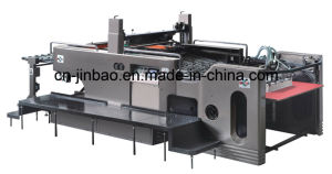 Automatic Cylinder Screen Printing Machine Jb-1050A pictures & photos