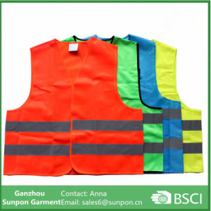 Factory Price for Safety Reflective Vest pictures & photos