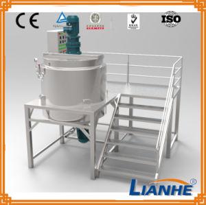 Liquid Soap Mixing Machine Homogenizer Mixer pictures & photos