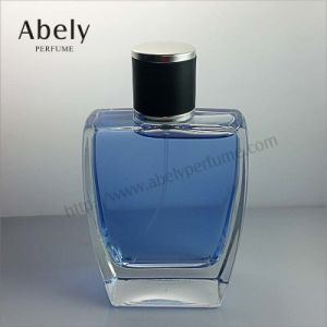 China Manufacturer 100ml Luxury Hot Selling Glass Perfume Bottle pictures & photos