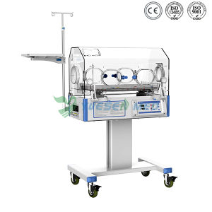 Ysenmed Brand Ysbb-100s Good Sale Medical Mobile Baby Incubator pictures & photos